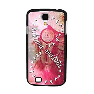 Elonbo J4E Catch The Dream of The Net Hard Back Case Cover for Samsung Galaxy S4 I9500