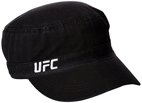 UFC Adult Unisex Fighter Adjustable Military (Black Ufc Fighter)