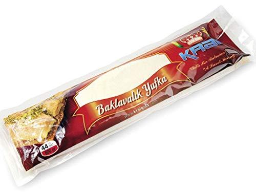 B07RF9VQ5Z Kral Baklavalik Boreklik Yufka 800gr 44 pcs Pastry Leaves for Baklava 41H5JCC-AxL