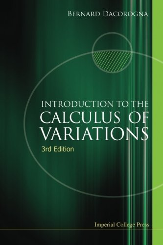 Introduction To The Calculus Of Variations (3Rd Edition)