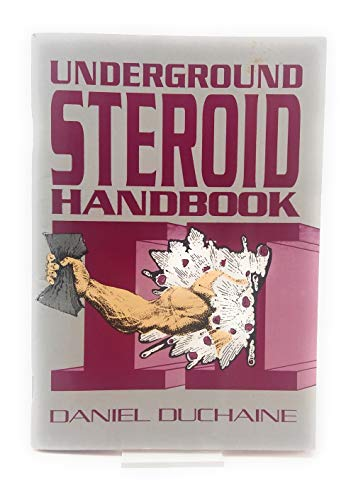 - Underground steroid handbook II: Incorporating material from the original Underground Steroid Handbook, Ultimate Muscle Mass, and the USH Updates #1-10