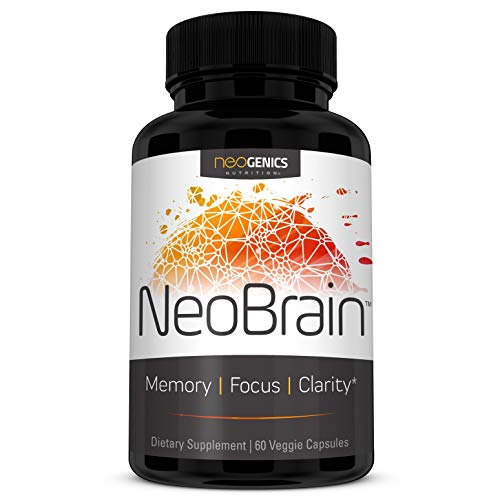 Extra Strength Brain Supplement for Focus, Mental Clarity, Energy, Memory – Scientifically Formulated All Natural Nootropic – Improve Concentration – Anti Anxiety – Reduce Stress – 100% Guarantee For Sale