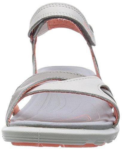 Ecco ECCO CRUISE - Sandalias deportivas para mujer Blanco (SHADOW WHITE/CORAL59902)