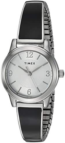 Timex Women's Stretch Bangle 25mm Watch