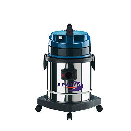 Apollo-Nevada Aspir00215 Aspiradoras Comerciales Industrial con Filtro Antibacterial Permanente Antiacaros