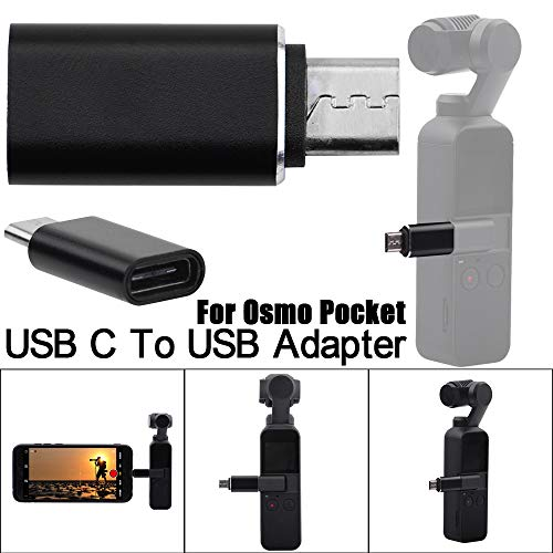 Orcbee  _Replacement Type C USB C to USB-A 3.0 Adapter Fast Adapter for DJI Osmo Pocket ()