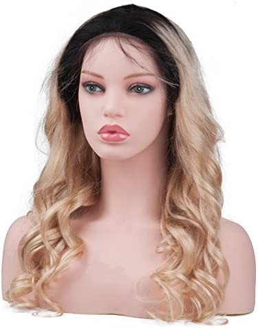 Female Realistic Mannequin Head Bust For Lace Wig And Jewelry