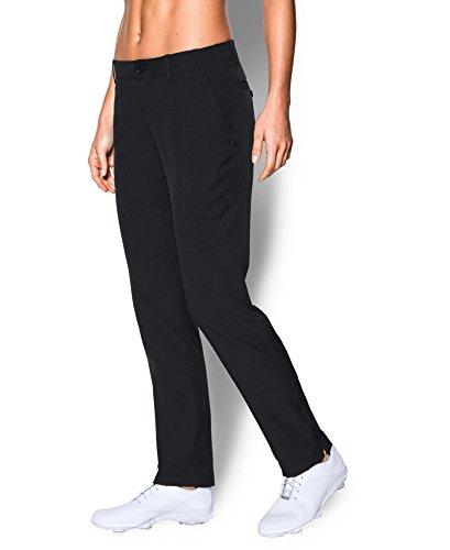 UPC 889362004716, Under Armour Women's Links Pants, Black/True Gray Heather, 2