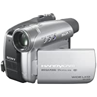 Sony DCR-HC46 MiniDV 1MP Digital Handycam Camcorder with 12x Optical Zoom (Certified Refurbished)