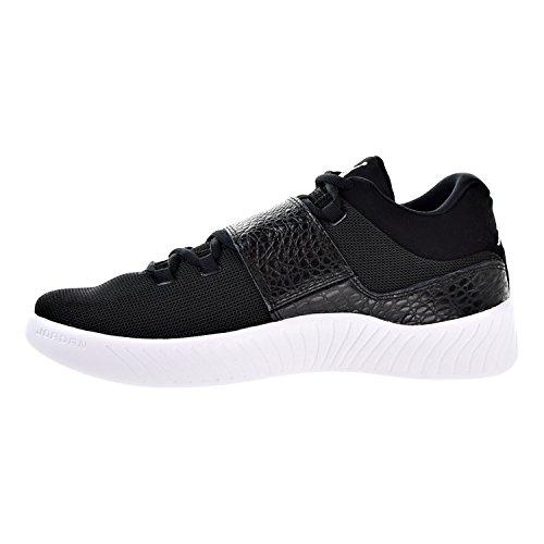 Nike Jordan J23 Zwarte Mannen Schneaker - 854.557-010 Zwart / Wit