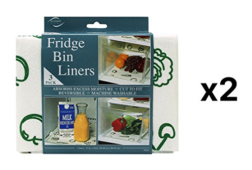 Envision Home Reversible Fridge Liners product image