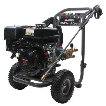 Campbell Hausfeld PW3270 3,200 PSI 3.0 GPM Honda GX270 Gas Powered Pressure Washer With 50-Foot Hose