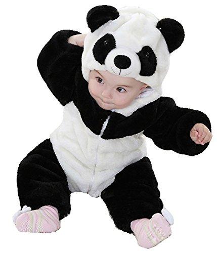 baby boy girl panda costume winter romper christmas outwear bodysuit 12 18 months buy online. Black Bedroom Furniture Sets. Home Design Ideas