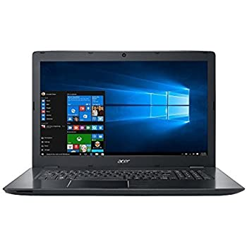 Acer Aspire17.3 Inch Full HD Premium Laptop, 7th Intel Core i5-7200U 2.5GHz, 8GB DDR4 RAM, 256GB SSD, NVIDIA GeForce 940MX with 2GB GDDR5, 802.11ac, Bluetooth, HDMI, HD Webcam, Windows 10