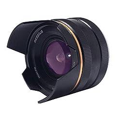 Package: 1* 14mm F3.5 manual lens