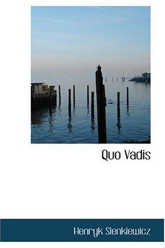 Download Quo Vadis pdf epub