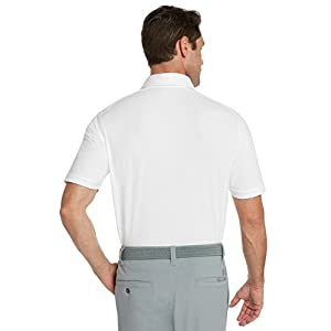 Dry Fit Cotton Polo Shirt - tucked in back