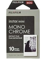 Fujifilm 16531960 2 Instax Mini Film, Monochrome (10 Exposures)