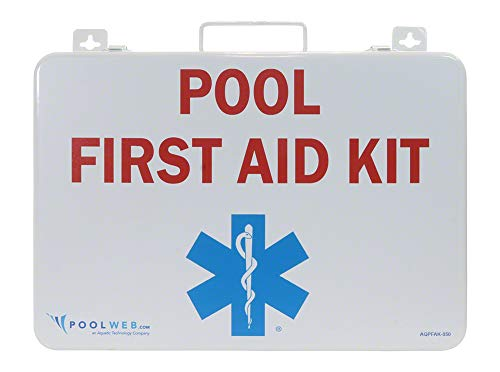 (Pool First Aid Kit (50 Person))