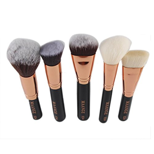 15 pcs Cosmetic Makeup Brush Blusher Eye Shadow Brushes Set Kit