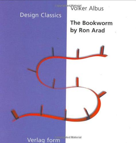 Bookworm by Ron Arad (Design Classics S.): Amazon.es: Albus ...