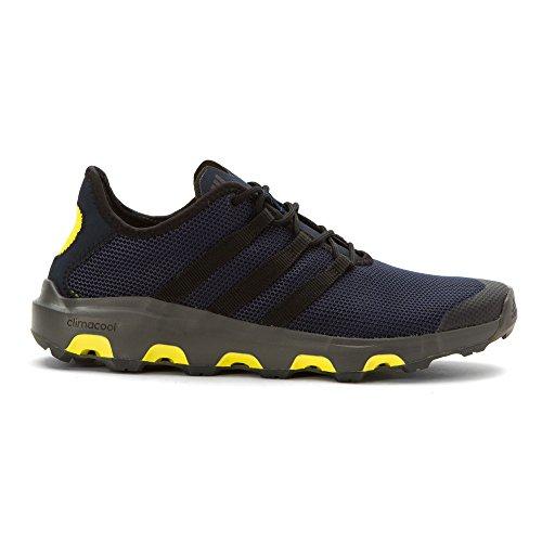 adidas Climacool Voyager, Zapatillas de Deporte Unisex Adultos Col Navy, Black, Shock Yellow