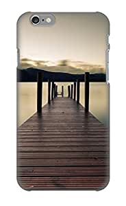 56048ff3308 Premium Pier Dawn Lake Back Cover Snap On Case For Iphone 6