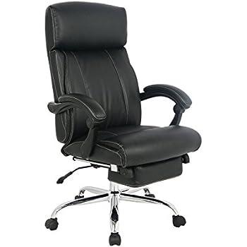 Amazoncom VIVA OFFICE Hot High Back Bonded Leather Executive