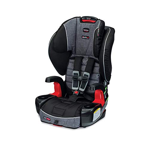 Image of the Britax G1.1 Frontier Clicktight Combination Harness-2-Booster Car Seat - Vibe
