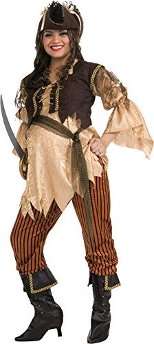 Adult (Maternity Pirate Queen Adult Costumes)