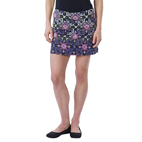 Colorado Clothing Womens Everyday Skort (Small, Starmaze) Ladies Golf Skorts
