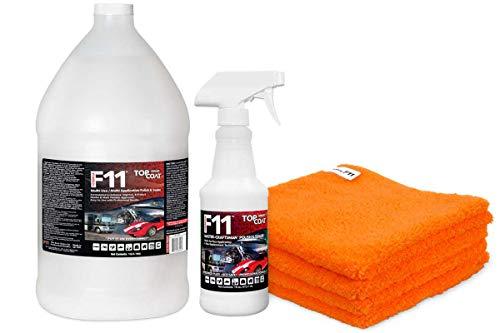 TopCoat F11 Polish & Sealer - Gallon Kit Special