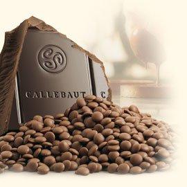 Dunkle Schokolade 2,5 kg, 70,5% Kakaogehalt, Callebaut