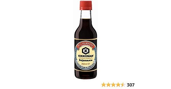 Kikkoman Salsa de Soja Original - 250 ml