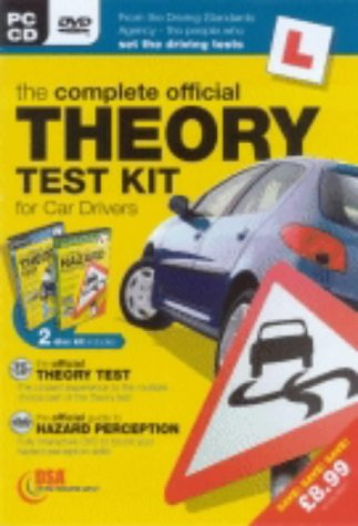 The Complete Official Theory Test Kit: