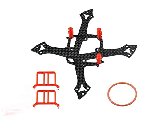 Microheli Carbon Fiber Frame Without Ducted - MOBULA7