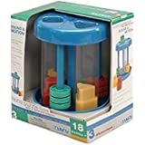 Game   Play Battat Sound Puzzle Box. Colorful, Matching, Plastic, Educational, Tube,Shapes, Musical
