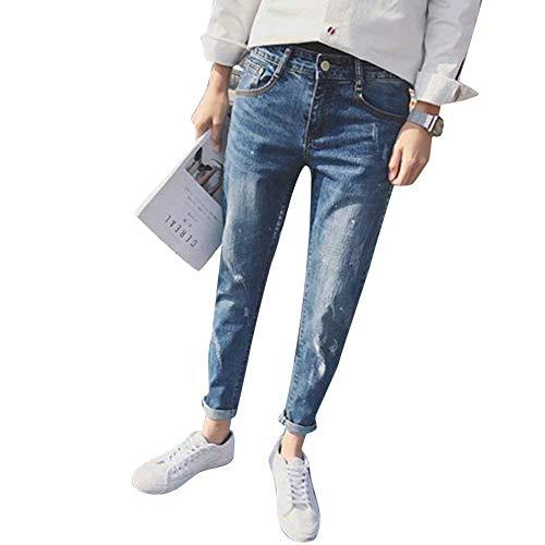 Con Skinny Slim Elasticizzato Taglio Especial Denim Uomo Alsbild Fit Estilo Da Jeans wFWXaq8O