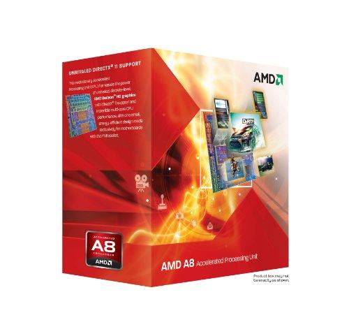 AMD A8-3850 APU Quad-Core Processor (AD3850WNGXBOX) by AMD (Image #1)