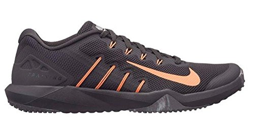 Nike Men's Retaliation Trainer 2 Training Shoes (11.5, Grey/Orange)