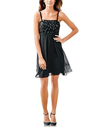Ashley Brooke - Vestido - para mujer negro