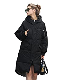 you.u 【 Three Days 50CAD Off Women Water Resistant Puffer Coat