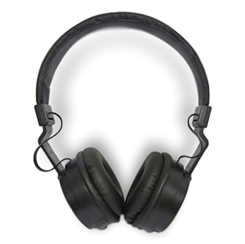 Amazon.com: Bass Jaxx Cosmos Bluetooth Wireless Headphones - HP-0194: Computers & Accessories