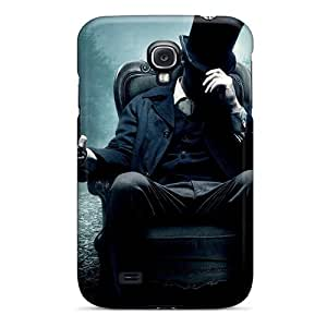New Arrival Galaxy S4 Case Abraham Lincoln Vampire Hunter Case Cover