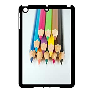 LZHCASE Diy Colored Pencil Phone Case For iPad Mini [Pattern-1]