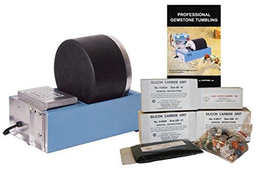 Lortone 45C Rock Tumbler (45C Tumbler Kit) - Lortone Rock Tumbler Kit