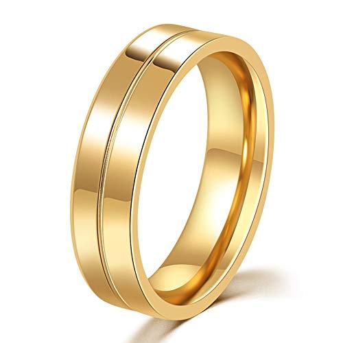 (Lovelychica Ring for Women Jewellery Stainless Steel Single Row Diamond Ring)