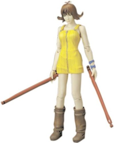 Final Fantasy 8: Selphie Timmett Action Figure