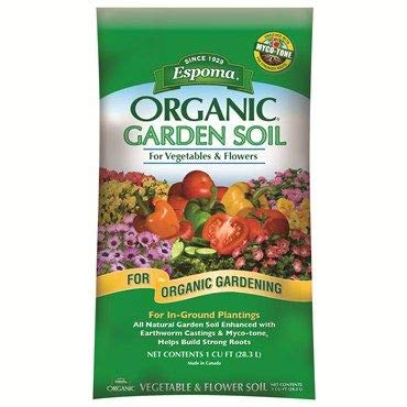 Espoma Company (VFGS1) Organic Vegetable and Flower Soil