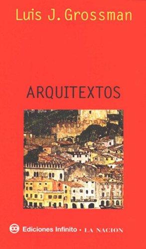 Descargar Libro Arquitextos/arqui Text Luis J. Grossman